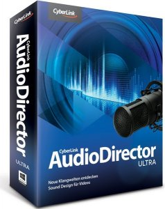 CyberLink AudioDirector Ultra 4.0.3825