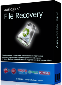Auslogics File Recovery 5.0.3.0
