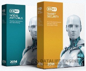 ESET NOD32 Antivirus 7.0.317.4 / ESET Smart Security 7.0.317.4 + T-NOD 1.4.2.3