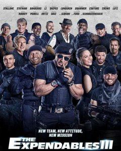 Неудержимые 3 / The Expendables 3 (2014) DVDScr/1.96 Gb