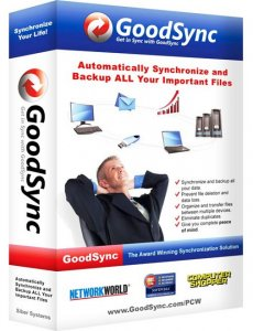 GoodSync Enterprise 9.9.3.7