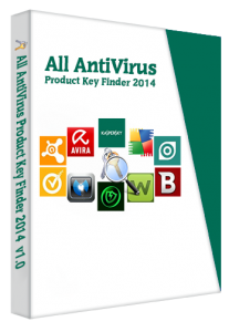 All AntiVirus Product Key Finder 2014 v1.3 + Portable