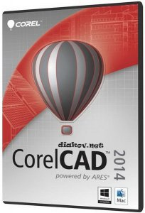 CorelCAD 2014.5 Build 14.4.51 RePack by D!akov